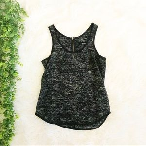 The Kooples Burnout Tank Top